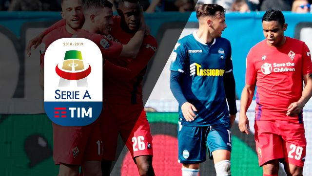 Sun, 2/17 - Serie A Weekly Highlight Show: VAR pivotal in SPAL-Fiorentina