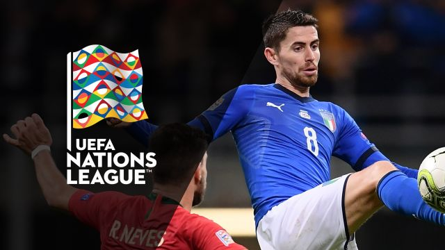 Sat, 11/17 - UEFA Nations League: Match Day Highlights