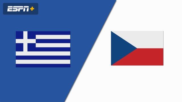 Greece vs. Czech Republic (Group Phase)