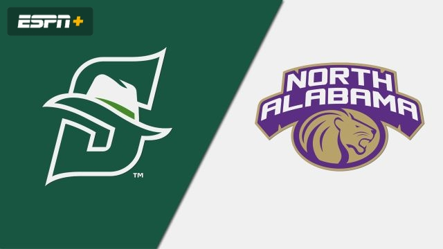 Stetson vs. North Alabama (M Basketball)