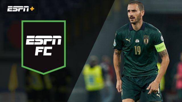 Sat, 10/12 - ESPN FC: Battle at Stadio Olimpico