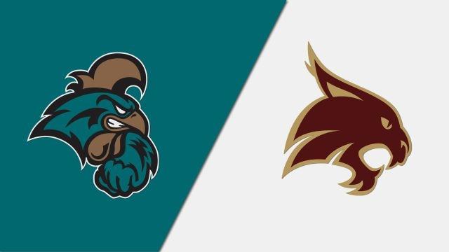 Coastal Carolina vs. Texas State (Game 8) (Baseball)