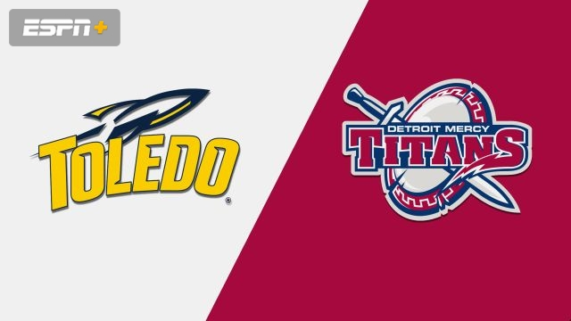 Toledo vs. Detroit Mercy (M Basketball)