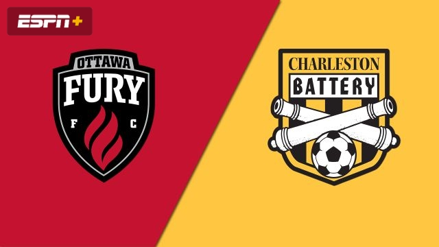 Ottawa Fury FC vs. Charleston Battery (USL Championship)
