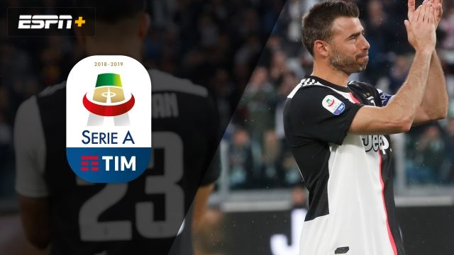 Tue, 5/21 - Serie A Full Impact: Juve says goodbye to Barzagli