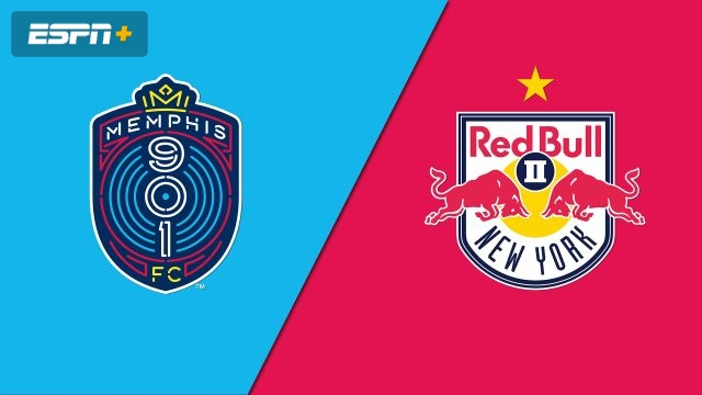 Memphis 901 FC vs. New York Red Bulls II (USL Championship)