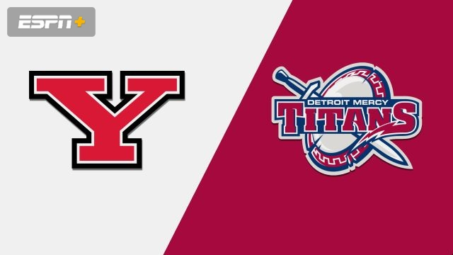 Youngstown State vs. Detroit Mercy (W Basketball)