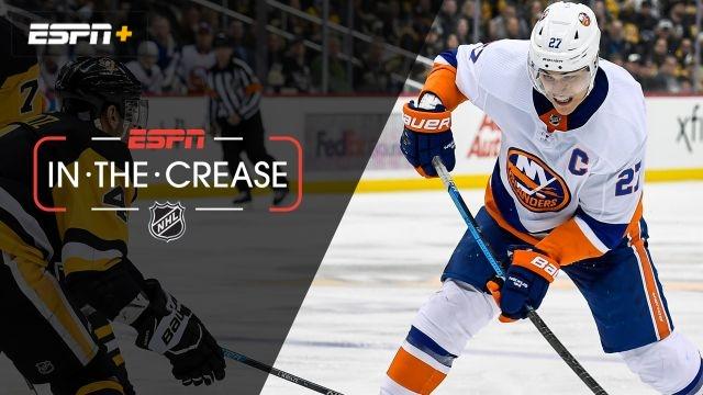 Wed, 11/20 - In the Crease: Islanders look to extend point streak