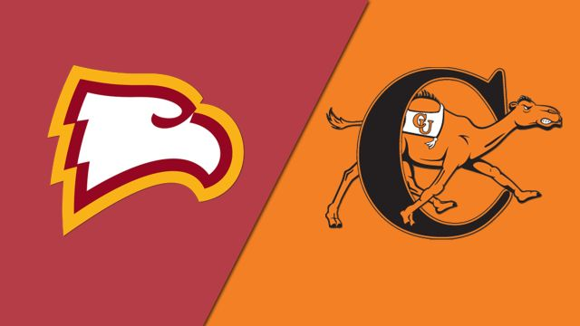 Winthrop vs. Campbell (M Soccer)