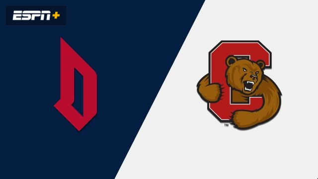 Duquesne vs. Cornell (W Basketball)