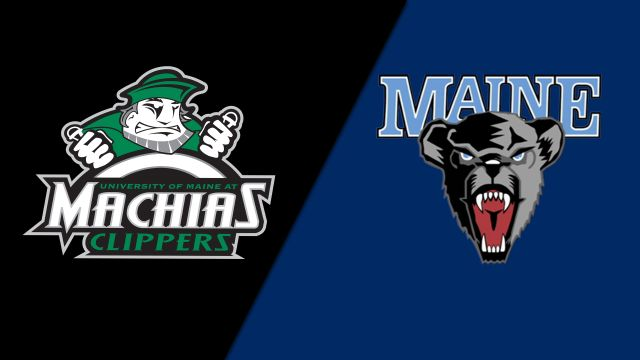 Maine-Machias vs. Maine (M Basketball)