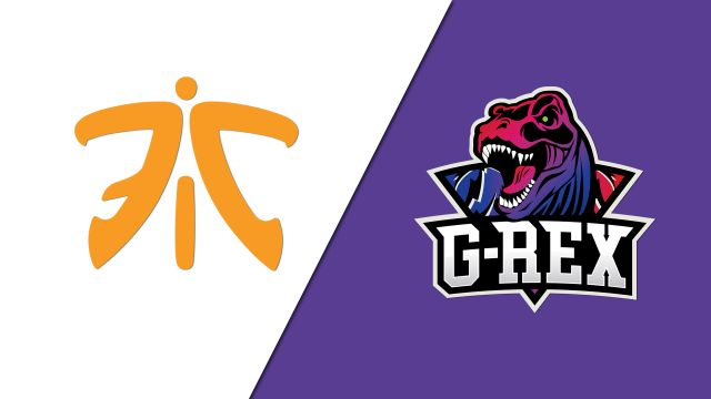 10/17 Fnatic vs. G-Rex