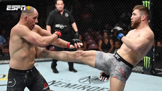 In Spanish - UFC Fight Night: Jacare vs. Hermansson (Main Card)