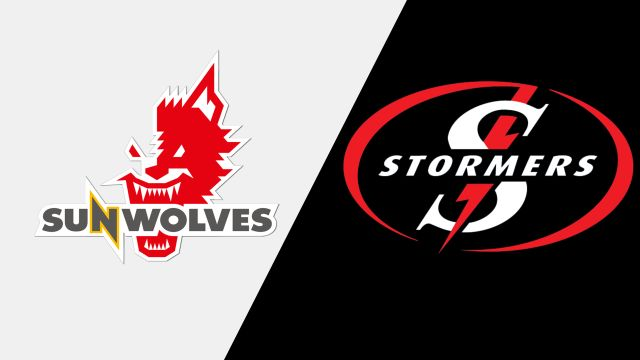 Sunwolves vs. Stormers (Super Rugby)