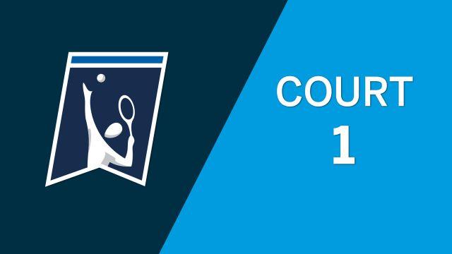 Dartmouth Invitational - Court 1 (M Tennis)