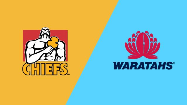 Chiefs vs. Waratahs (Super Rugby)