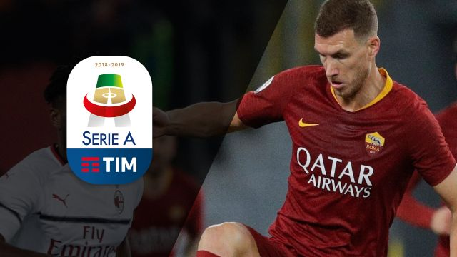 Tue, 4/16 - Serie A Full Impact: Roma competing for UCL spot
