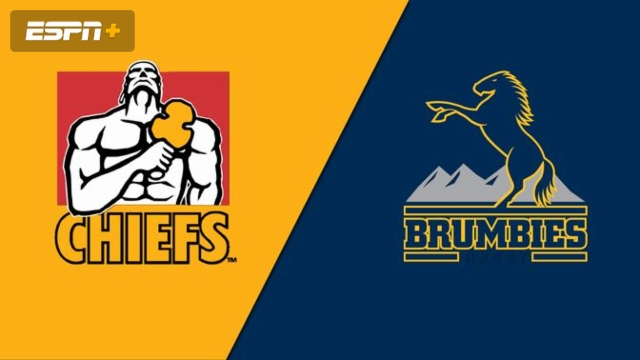 Chiefs vs. Brumbies (Super Rugby)