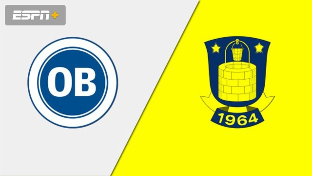 OB vs. Brondby IF (Danish Superliga)