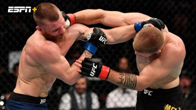 In Spanish - UFC Fight Night: Felder vs. Hooker (Prelims)
