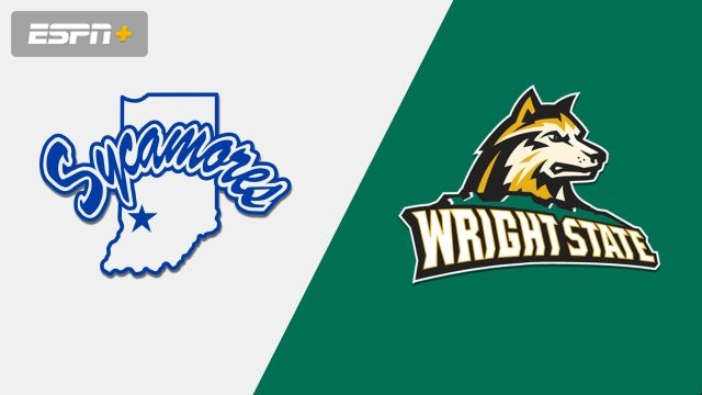Indiana State vs. Wright State (M Basketball)
