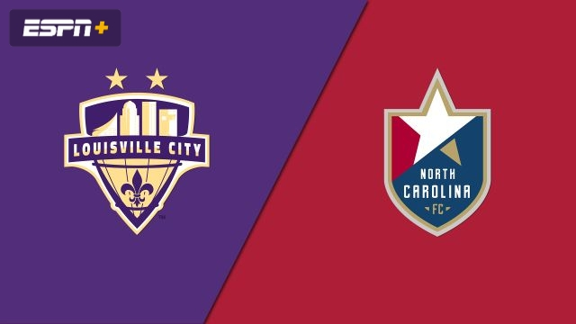 Louisville City FC vs. North Carolina FC (USL Championship)