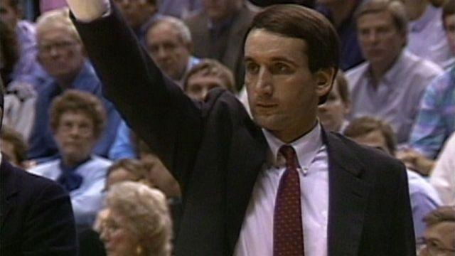 Duke vs UNC 1988