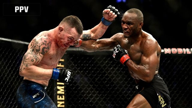 In Spanish - Kamaru Usman vs. Colby Covington (UFC 245)