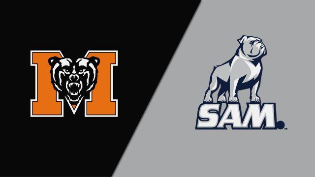 Mercer vs. Samford (Softball)