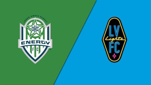 OKC Energy FC vs. Las Vegas Lights FC (United Soccer League)