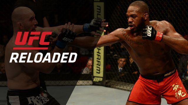 UFC 172: Jones vs. Teixeira