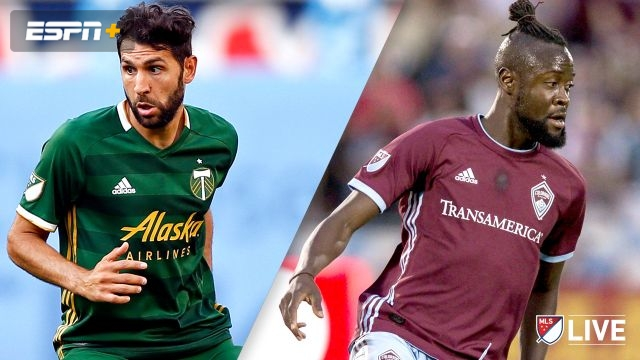 Portland Timbers vs. Colorado Rapids (MLS)