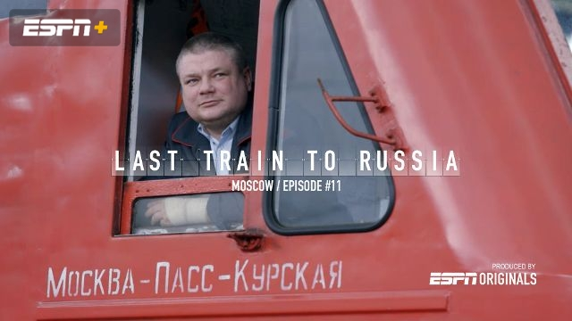 Moscow (Ep. 11 of 12)