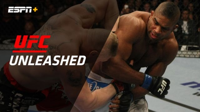 Brock Lesnar vs. Alistair Overeem