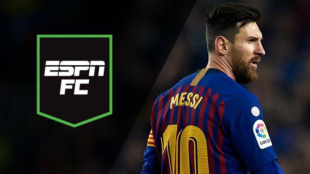 Wed, 2/6 - ESPN FC: Clásico in Copa del Rey