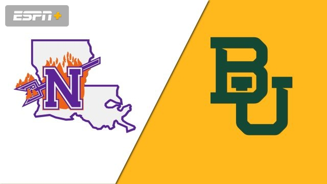 Northwestern State vs. #14 Baylor (W Soccer)