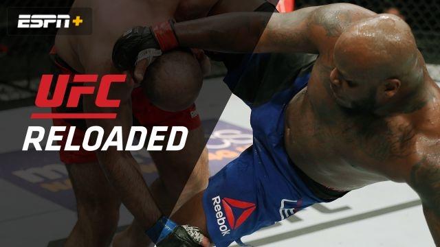 UFC Fight Night: Lewis vs. Abdurakhimov
