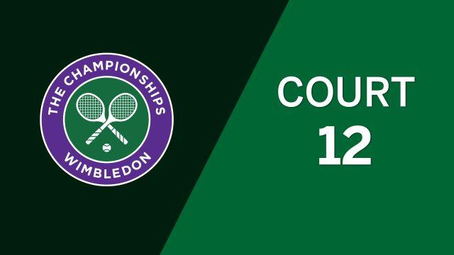 Hijikata/Tajima vs. Pucinelli De Almeida/Lucas Reis Da Silva (Boys' Doubles Quarterfinals)