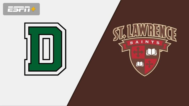Dartmouth vs. St. Lawrence (W Hockey)
