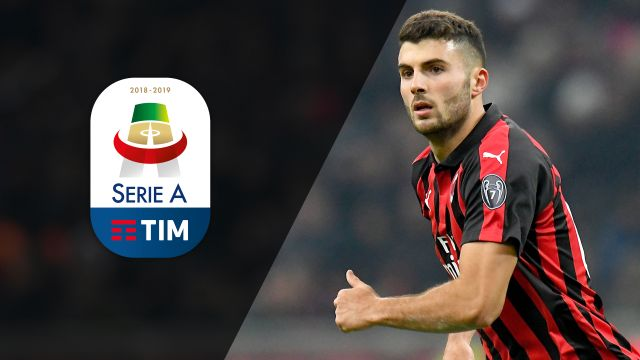 Thu, 2/14 - Serie A Weekly Preview Show: Maurizio Ganz talks Atalanta, Milan