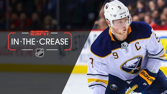 Wed, 1/16 - In the Crease: Eichel's OT winner lifts Sabres