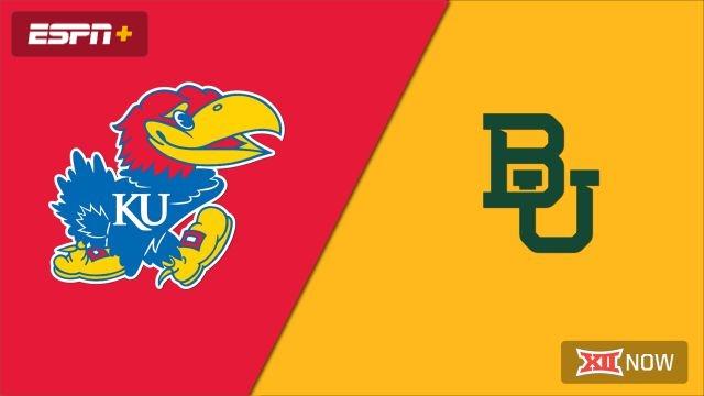 Kansas vs. #3 Baylor (W Volleyball)