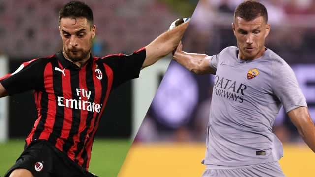 AC Milan vs. AS Roma (Serie A)