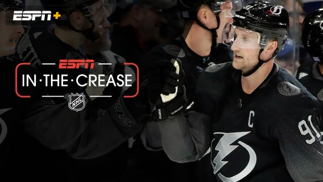 Sun, 11/17 - In the Crease: Stamkos nets 400th career goal