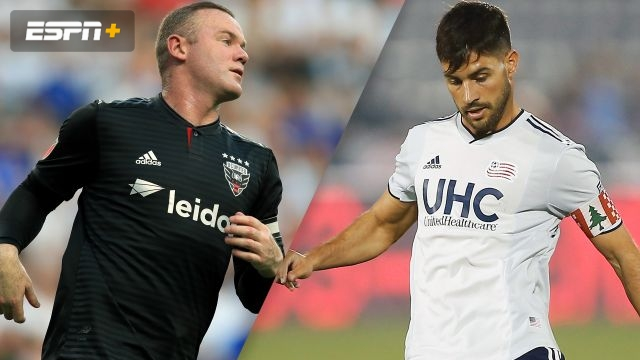 D.C. United vs. New England Revolution (MLS)