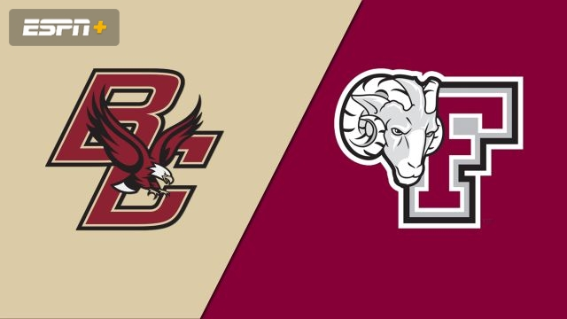 Boston College vs. Fordham (Swimming)