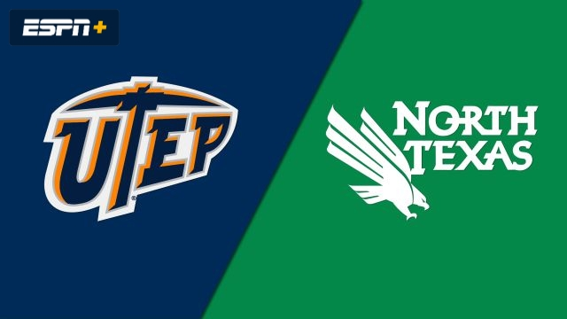 UTEP vs. North Texas (M Basketball)