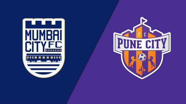 Mumbai City FC vs. FC Pune City