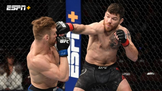 Jim Miller vs. Scott Holtzman (UFC Fight Night: Anderson vs. Blachowicz 2)