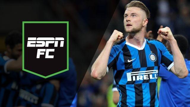 Sun, 5/26 - ESPN FC: Top four drama in Italy
